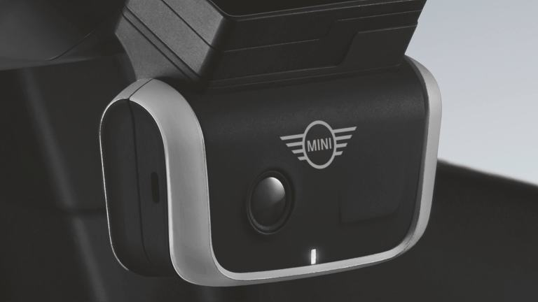 KEEP A CLOSE EYE WITH THE NEW MINI ADVANCED CAR EYE 2.0